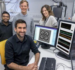 The scientific team