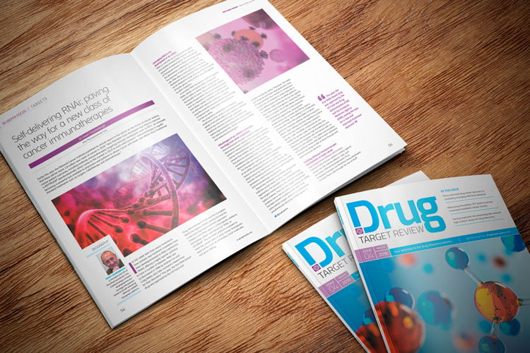 Drug Target Review issue 4 2018