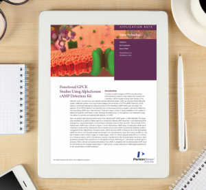 App Note: Functional GPCR Studies using AlphaScreen cAMP Detection Kit