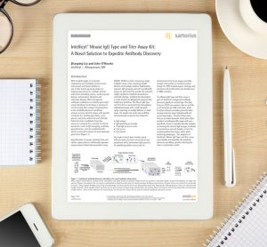 Application note: A novel way to expedite antibody discovery