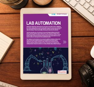 lab automation in-depth focus issue 1 2019