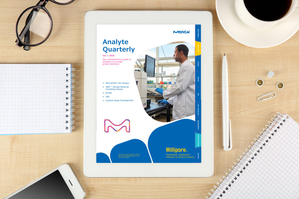 Application note: Analyte quarterly Vol 1