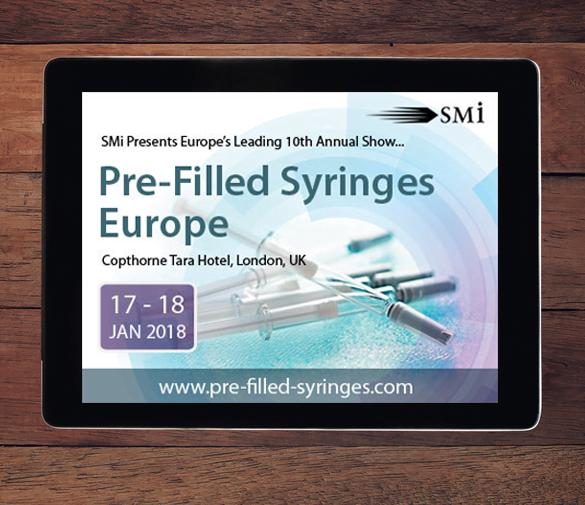 Pre-Filled Syringes Europe 2018