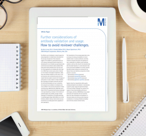 Whitepaper--Further-considerations-of-antibody-validation-and-usage---how-to-avoid-reviewer-challenges