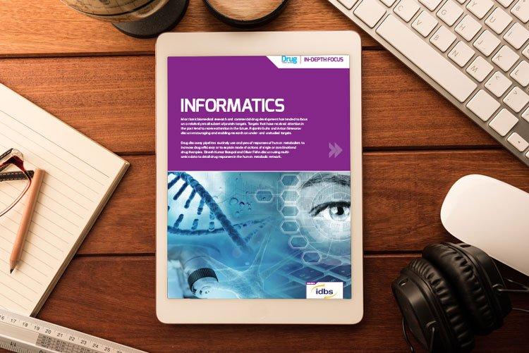 Drug Target Review issue 1 2018 Informatics In-Depth Focus