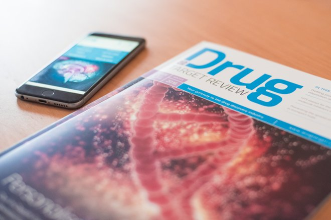 Drug Target Review - Issue 4 2016 - Front Cover
