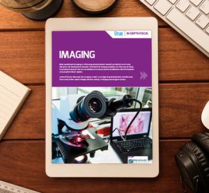 Imaging in depth focus cover