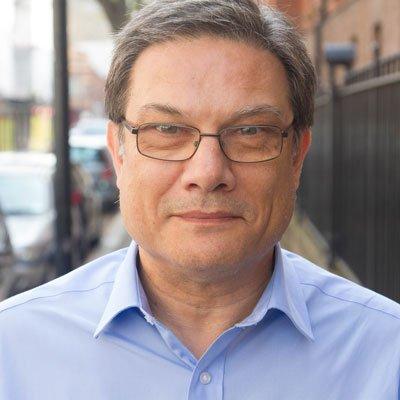Janusz Kulagowski, Drug Discovery Manager at Parkinson's UK