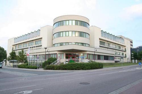 Probiodrug AG office in Halle Germany