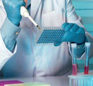 High-throughput screening of drugs